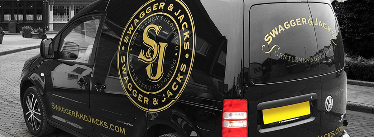 Vehicle graphics for Swagger & Jacks