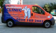 Vauxhall Vivaro Vans - wrapped by Totally Dynamic Norwich
