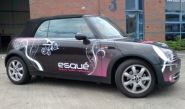 MINI Convertible - wrapped by Totally Dynamic Birmingham